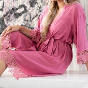 Other - Dusty Rose Bridesmaid Robes